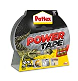 Pattex Power Tape Allzweck-Klebeband, 25 m, Grau