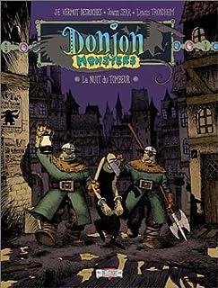 Donjon monsters, tome 5 : La Nuit du tombeur (2840559013) | Amazon price tracker / tracking, Amazon price history charts, Amazon price watches, Amazon price drop alerts