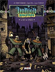 Donjon monsters, tome 5 : La Nuit du tombeur
