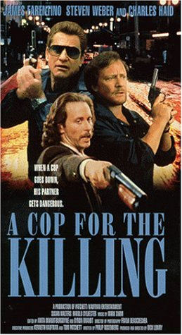 Preisvergleich Produktbild In the Line of Duty: A Cop for the Killing [VHS]