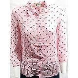 Patrizia Pepe Damen Bluse Pink Rosa 38