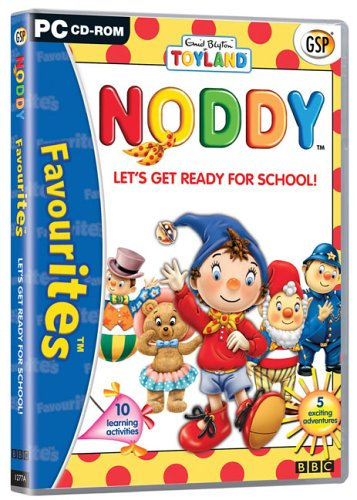 Noddy - Let's Get Ready for School (PC) Test