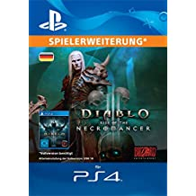 Diablo III: Rise of the Necromancer [PS4 Download Code - deutsches Konto]