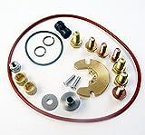 Turbo cargador de reparación Kit de reconstrucción reconstruido Turbocompresores nuevo para KP35