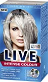 Schwarzkopf Urban Metallics Live Hair Colour,  U71 Metallic Silver, Pack of 3