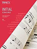 Singing Initial 2018 2021 (with Teaching Notes) (Singing 2018 2021)