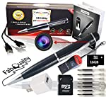 Introduce new spy camera pen cam & 1080p hd video from fabqualityâ most popular multifunction spy camera pen for gifts!! • this is not an ordinary pen. Yeah it's not only used for writing but it also has a built-in dvr (digital video recorder) ...