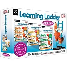 DK Learning Ladder Triple Pack - Preschool to Yr 3 2005 (PC)