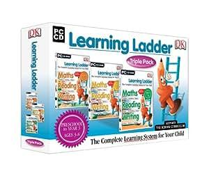 DK Learning Ladder Triple Pack - Preschool to Yr 3 2005 (PC)