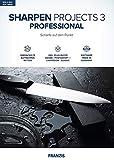 FRANZIS SHARPEN projects 3 professional|Bildbearbeitung|Fotografie für Laien und Profis|Incl. Photoshop PlugIn|für Windows & Mac|Disc|Disc