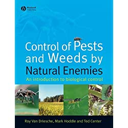 Control of Pests and Weeds by Natural Enemies: An Introduction to Biological Control