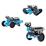 RISHIL WORLD MakeBlock mBot Ranger 3-in-1 Transformable STEM Educational Smart Robot Kit Support 3 Building Forms