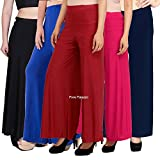Best Womens Work Pants - PIXIE lets work together! Women's Satin Malai Lycra Review