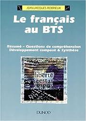 Le Francais au B.T.S.