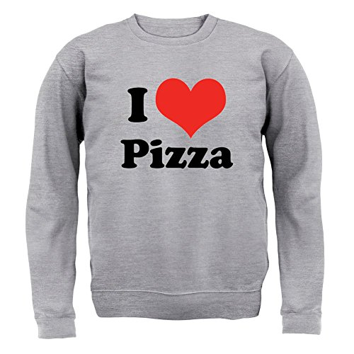 i-love-pizza-unisex-sweat-pull-gris-xxl