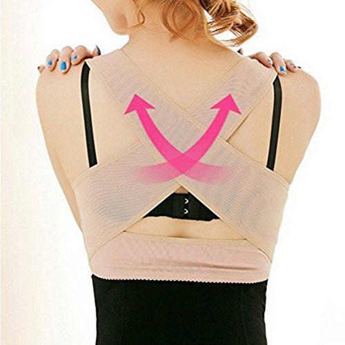 Zoom IMG-1 rosenice correttore posturale spalle busto