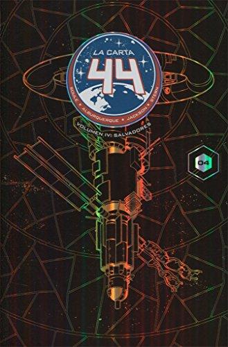 La Carta 44 4. Salvadores por Alburquerque, Jackson, Stern Soule