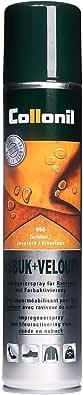 Collonil Imperméabilisation Des Chaussures Nubuk + Velours Spray 200 ml Transparent