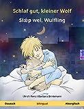 Schlaf gut, kleiner Wolf – Slǽp wel, Wulfling (Deutsch – Altenglisch). Zweisprachiges Kinderbuch, ab 2-4 Jahren (Sefa Bilinguale Bilderbücher)