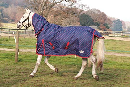 Rhinegold set de 4 élastique cheval//poney training bandages soft /& strong