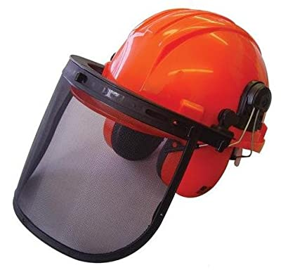 The Handy Chainsaw Helmet
