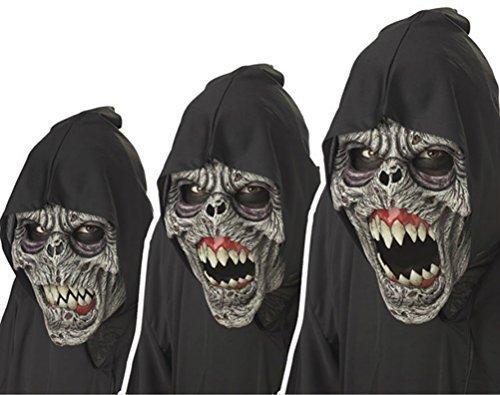 nd Animotion Halloween Maske Mit Beweglich Jaw (Animotion Halloween Kostüme)