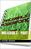 MATERIALS - Part 1 (Primary Science Series)