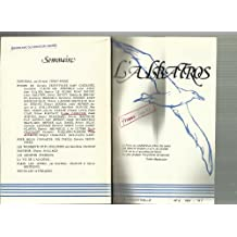 l'albatros (1981) N° 9 : jean marie clause-yvette chastanet-jean jullion-maurice le flohic-robert boutet-hermine venot focké-yvonne cardonne-philippe chabaneix-jules besrest-claude maubernard..