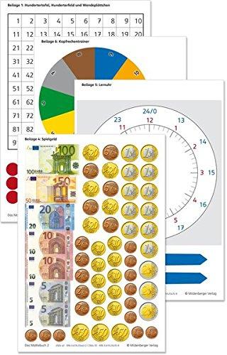 Das Mathebuch 2, Arbeitsbeilagen (identisch mit 978-3-619-25472-9): passend zu Schülerbuch 978-3-619-25440-8 und 978-3-619-25470-5