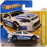 Hotwheels Diecast Car Hot Wheels Ford Falcon Race Car #4 (2012 HW Premier)