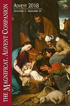 2018 Magnificat Advent Companion by [Magnificat]