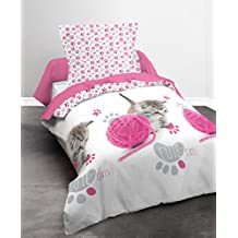 cat duvet covers. Black Bedroom Furniture Sets. Home Design Ideas