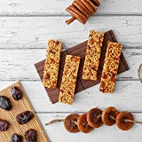 FabBox Delicious Protien Bar Figs and Dates Health Bar Dry Fruit Energy Snack for Kids and Adults, 120GM