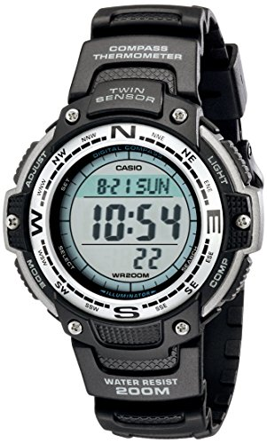 Casio SGW100-1V Quartz Digital Watch For Unisex