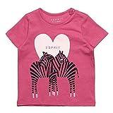 ESPRIT Kids T-Shirt SS Bimba, Rosa (Dark Pink 326) 92