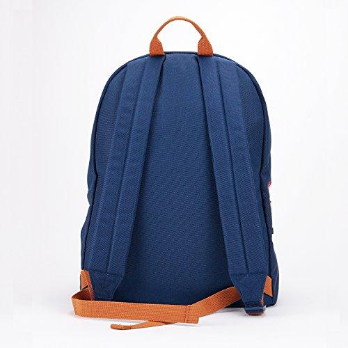 KUTS , Damen Rucksackhandtasche blau