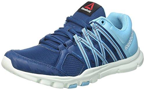 reebok-yourflex-trainette-80-zapatillas-de-gimnasia-para-mujer-azul-noble-blue-crisp-blue-opal-wildb
