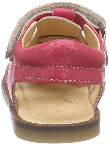 Ocra 430v Baby Mädchen Lauflernschuhe Pink (GINGER)