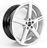 Seitronic® RP6 Alufelge | Concave Design | Hyper Silver 19 Zoll 8,5J 5x112-ET45-66,6