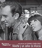 Ninette y un señor de Murcia (1965) (Bluray + Dvd)