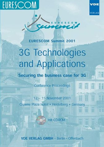 Crowne Plaza Hotel (EURESCOM Summit 2001 3G Technologies and Applications. Securing the business case for 3G, Conference Proceedings, 12.-15. November 2001, Crowne Plaza Hotel, Heidelberg, Germany)