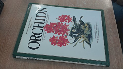 Orchids: a Selection from the Famous Orchid Album illustrated by Nugent Fitch, first published in 1882
