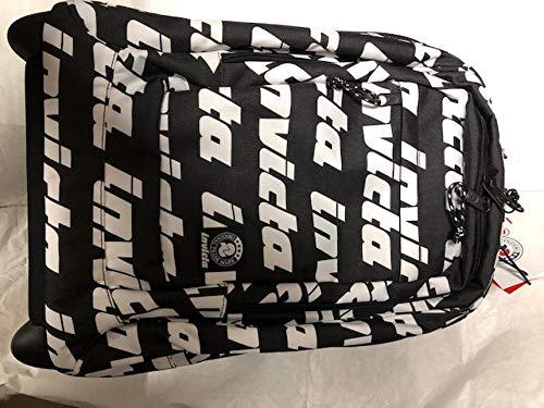 b8957f71b1 Trolley Invicta Extra Bump Lettering 45 LITRI Spallacci A Scomparsa! Uso  Zaino Scuola,Viaggio (Nero)