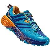 hoka Zapatillas Speedgoat 3 Trail Azul/Naranja Woman Talla 37 1/3