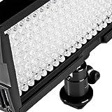 Walimex Pro - Lampada video con 128 LED