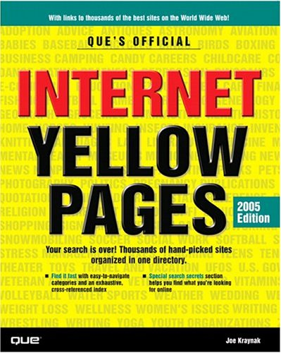 ques-official-internet-yellow-pages-2005-edition