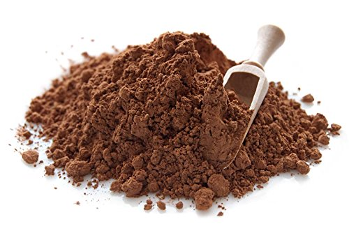 100% Unsweetened Dark Cocoa Powder from Africa - Ghana - Food Grade Edible and cosmetic usable - 250 Grams