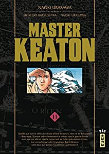 Master Keaton Edition simple Tome 11