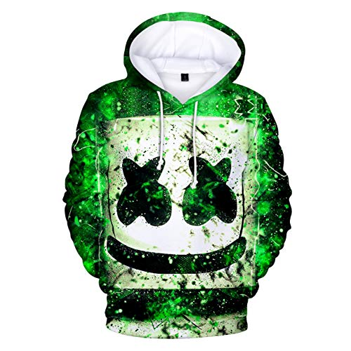 Bambini 2 - 16 Anni Taglie Bambino E Adulto Carefully Selected Materials Practical T-shirt Dj Marshmello Evento Fortnite