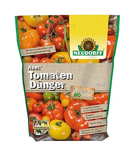 neudorff azet-fertilizzante per pomodori 750g